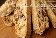 Biscotti oh love of biscotti! / by Kylee Black