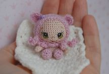amigurimi muñeco