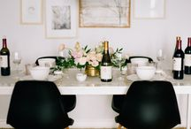 Dining room / Dining room / by Rebecca Anne