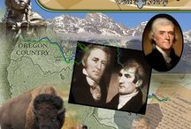 Lewis & Clark from Sea to Shining Sea