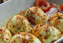 Tereyağlı yumurta kapama