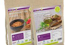 Super Foods / Super Foods sind Nährstoffreiche natürliche Pflanzen.