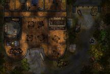 Tavern Maps