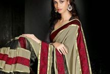 Buy Sarees Online / Jugniji.com : A huge sparkling collection of Indian ethnic wear in our attention-grabbing online showroom whose variety is growing every month.## http://goo.gl/zIAJIE