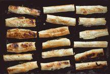 Wraps-Rolls-Sandwiches / by Erika Knight