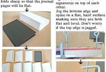 Diy / Book binding