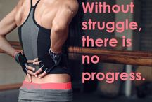 Fitness aspirations #selflove / Visible beauty motivations