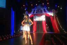 2016 CosmoCouture Howard Theatre / EVENTEQ designed and delivered the stage set, audio, lighting and video for the 2016 CosmoCouture event at Howard Theatre
