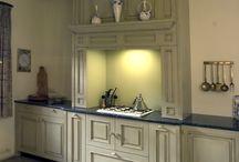 keukens / binnenbouwmargraten