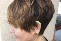 Pixies / Short hairstyles to consider
