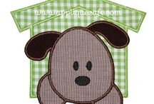 Embroidery Designs - Animals