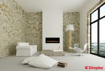 Prism Linear Electric Fireplace