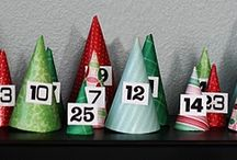 Christmas Advent Calendars / by Patti Ewing