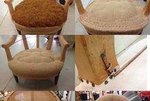 Bútor felújítás / furniture renovation