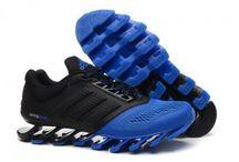 Adidas Spring Blade Black Blue.....*****