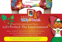 Prego Brunch - Let's Protect The Environment