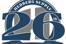 Contractor Education Day / A day of seminars, vendors, food and prizes.  Go to hedbergsupply.com to register. / by Hedberg Supply