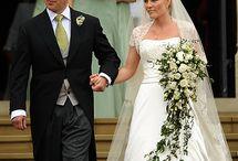 Mariages royaux / célébrités / by Emma PR