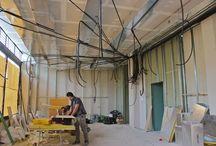 Climatización de una cervecería / Aspectos de los trabajos de instalación de un sistema de climatización en una cervecería de Alcobendas (Madrid)
