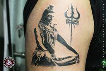 hinduismo tatto
