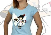 Funny Damen T-Shirts / Suchst du coole T-Shirts mit funny lustigem Aufdruck für Damen? Bastard hat hunderte von witzigen Motiven auf  qualitäts Frauen T-Shirts. Schau mal!