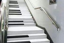 scale? continuiamo a chiamarle così? / scale come opere d'arte
