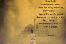 rumi Sufi poetry