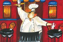 fat chef