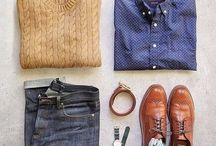 MAN LOOK / Одежда, луки