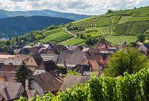 Paysages d'Alsace
