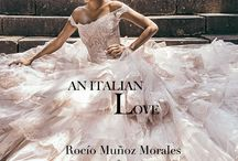Wedding dress 2016- AN ITALIAN LOVE / The new Alessandro Angelozzi Couture bridal collection with Rocio Muñoz Morales.