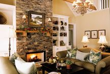 Living Room / by Kimberly Carter Odom