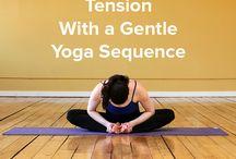 Yoga / by Victoria Beyer