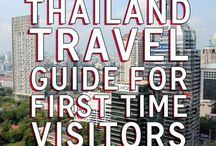 Travel : Thailand / by Gloria Angeline