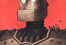 Robots / by Derrin Edwards