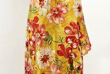 Vintage Fashion in Full Bloom
