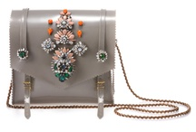clutches & cross-body bags / by Annie Papineau