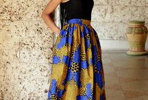 ANKARA / All things African prints