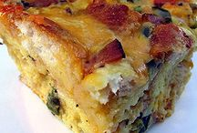 breakfast casserole / by Ann Durst