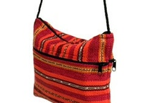 Woven fair trade handbags and accessories / Beautiful, colorful and practical woven# fair trade# handbags made with recycled materials.  / by YourBagWomen.Com