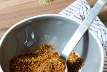 Homemade Spice Rubs