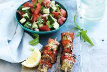 Healthy Barbecue Recipes