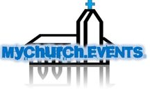 The Events Page by MyChurch.Events / Fancy attending a Church Event and don't know where? Visit www.mychurch.events ... Or are you a Church or Christian Event organiser and want to advertise your event? Visit www.mychurch.events  Feel free to add to this board!