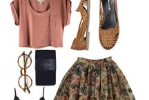 Tapestry outfit