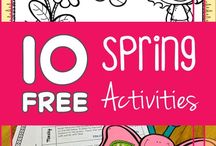 All About Spring - TPT