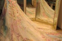 Beautifully outrageous wedding dresses