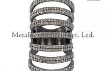 Knuckle Ring Jewelry Collection