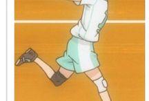 Oikawa Tooru (Haikyuu) / Watch one game and BAM! Where'd that purity of yours go?