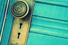 Door Knobs & Such / by Jenny O.