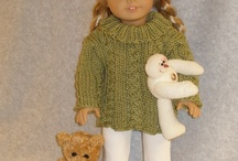 knitting and sewing for dolls
